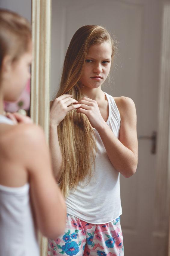 adolescenza e corpo