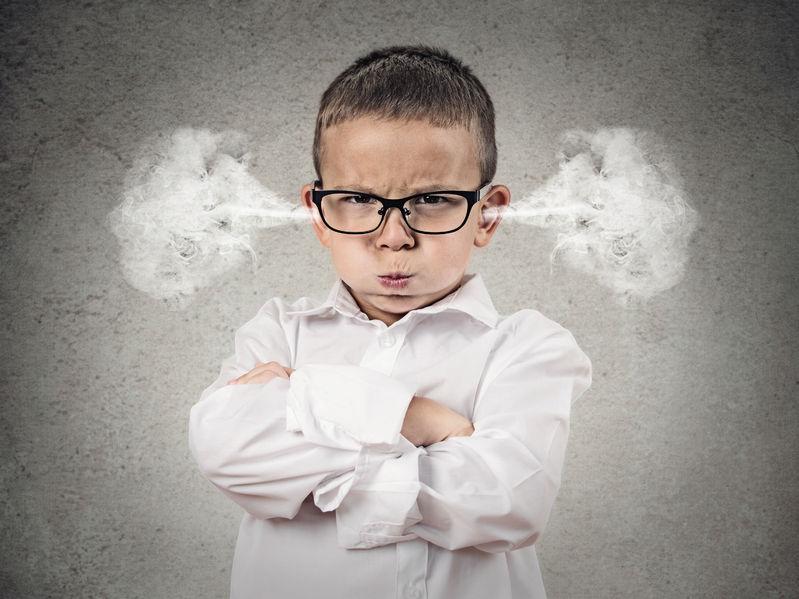 come gestire al meglio le crisi di rabbia