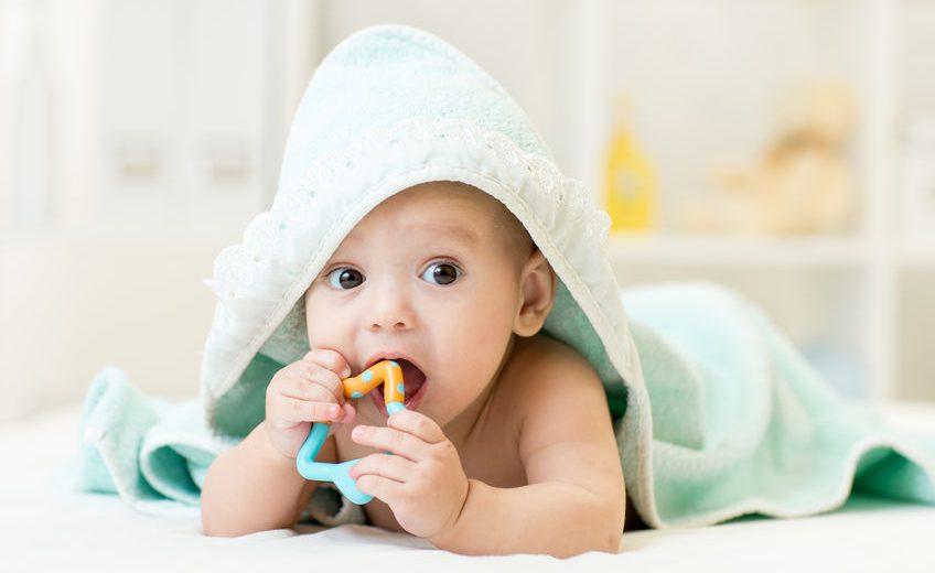 sviluppo bambino 3-6 mesi