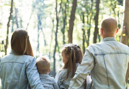 tempo in famiglia